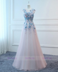 Pink Prom Dress Evening Party Dresses