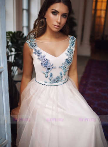 Ivory Sexy Prom Dress Bridesmaid Dress Sexy Prom Dress