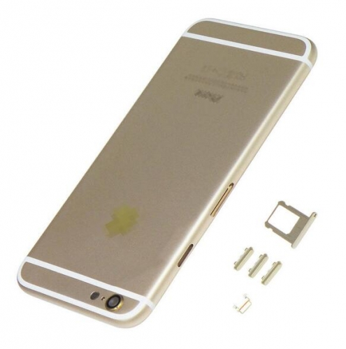 Replacement Housing Back Cover Metal Case for iPhone 5/6/7
