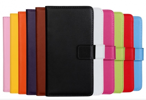 leather full protective phone case for iPhone 6,Wallet flip cover phone case for iPhone 6