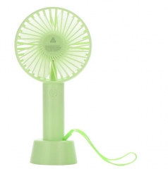 New design fashion Portable Hand Held Electrical Mini USB desk Fan Rechargeable