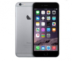 Refurbished-128GB-Apple iPhone 6 - Silver (Unlocked) Smartphone, DHL Free shipping !