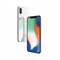 Refurbished-64GB-Apple iPhone X - Silver (Unlocked), DHL Free shipping !