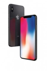 Refurbished-256GB-Apple iPhone X Silver-(Unlocked) A1901 (GSM), DHL Free shipping !
