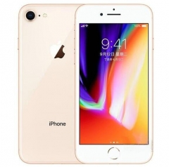 Refurbished- iPhone 8P, 64GB Black Unlocked, Second hand iPhone