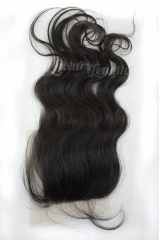 Closure-Natural Wave Hair