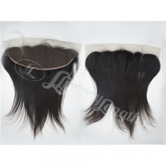 Lace Frontal-Straight-Brazilian Hair