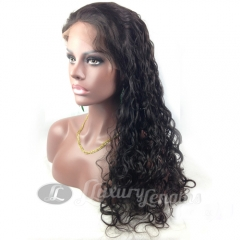 Full Lace-Deep Curly-Human hair-Virgin-European Hair
