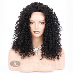 Lace Front-Spiral Curl-Human hair-Virgin-European Hair