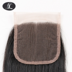 Closure-Straight European Hair