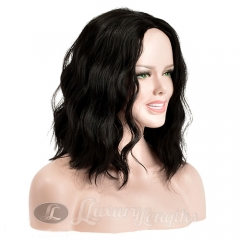 Lace Front-Slight Wave-Human hair-Virgin-European Hair