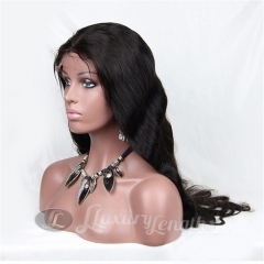 Full Lace-Body Wave-Human hair-Virgin-European Hair