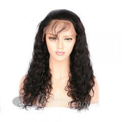 Full Lace-Slight Wave-Human hair-Virgin-European Hair