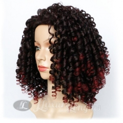 Full Lace-Spiral Curl-Human hair-Virgin-European Hair