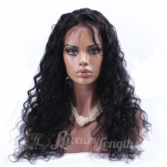Lace Front-Loose Wave-Human hair-Virgin-Brazilian Hair