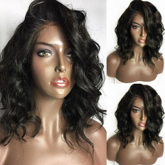 Lace Frontal-Slight Wave-European Hair