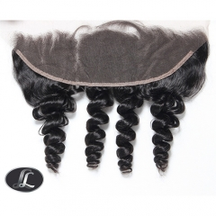 Lace Frontal-Loose Wave-European Hair