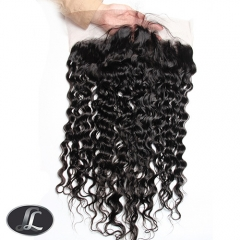 Lace Frontal-Water Wave-European Hair