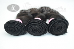 "Special offer: free Shipping ""Lace Top Closure"" + 3 pieces hair weaving, Brazilian wavy hair, celebrities premium quality"