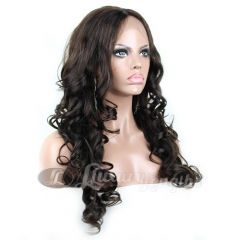 Lace Front-Body Wave-Human hair-Virgin-Peruvian Hair