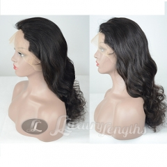 Full Lace-Body Wave-Human hair-Virgin-Brazilian Hair