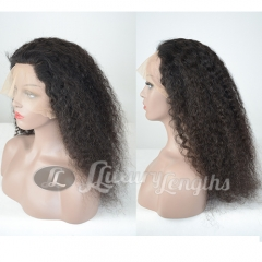 Full Lace-Deep Curly-Human hair-Virgin-Brazilian Hair