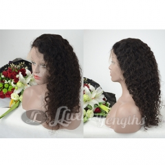 Full Lace-Deep Wave-Human hair-Virgin-Peruvian Hair