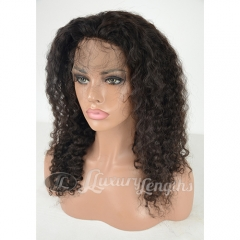 Lace Front-Deep Curl-Human hair-Virgin-European Hair