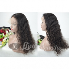 Full Lace-Body Wave-Human hair-Virgin-Peruvian Hair