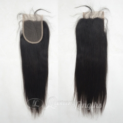 Closure-Yaki Peruvian Hair