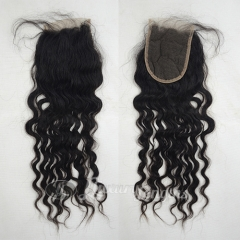 Closure-Loose wave Peruvian Hair