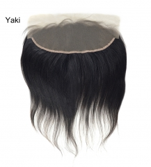 Lace Frontal-Yaki-Brazilian Hair