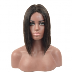 Full Lace-American Bob-Human hair-Virgin-Peruvian Hair