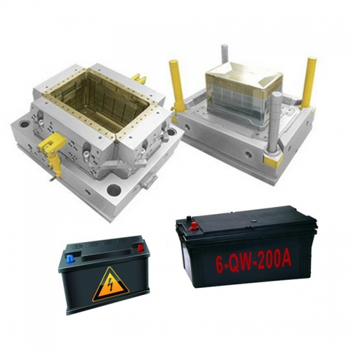 auto part battery box injection mould