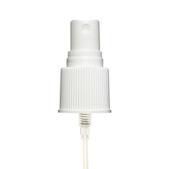 18 20 24 28 Ribbed Smooth mist sprayer for Bottle