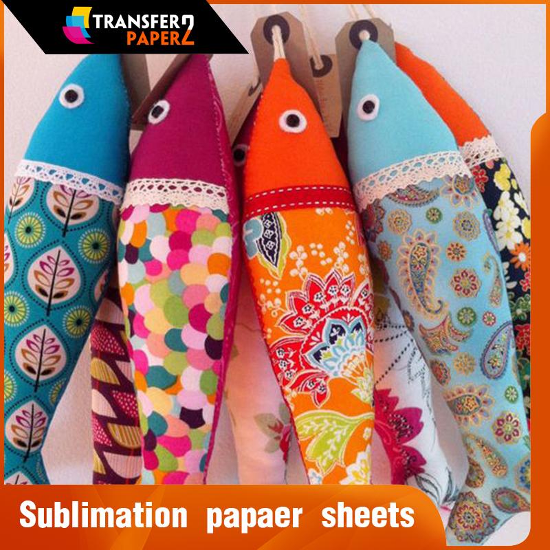 A4 Light t shirt transfer paper for sublimation printer