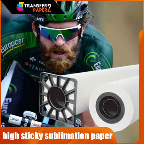 100gsm high sticky sublimation transfer paper