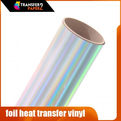 Reflective (red color) Heat transfer vinyl rolls