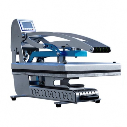 Magnetic Auto Open High Pressure Heat Press Machine(with slide)