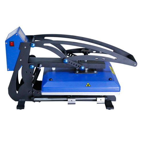 50x70 cm automatic magnetic tshirt heat transfer machine