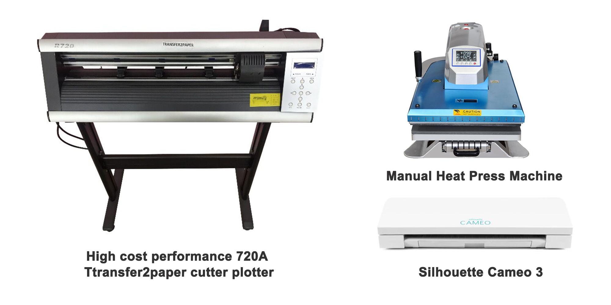 Heat transfer vinyl solution