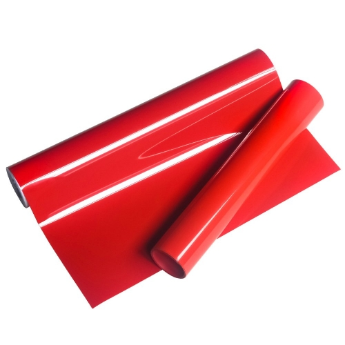PU Heat Transfer Vinyl (Red)
