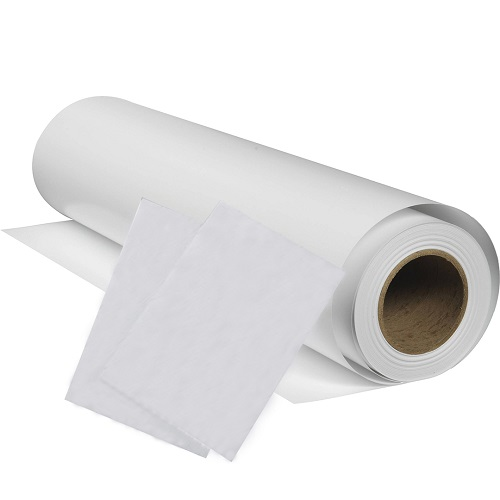 1.05x100m size t-shirt transfer paper for 100% cotton tshirt