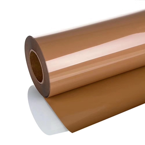 Environmental Friendly PVC Heat Transfer Vinyl (Chocolate)