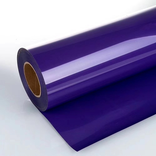 Environmental Friendly PVC Heat Transfer Vinyl (Violett)
