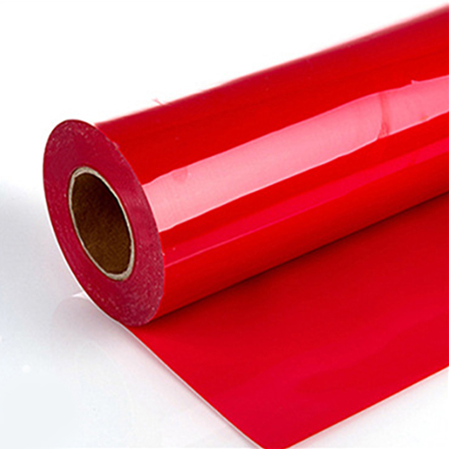 Environmental Friendly PVC Heat Transfer Vinyl (Red)