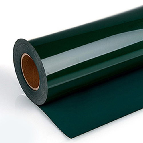 Environmental Friendly PVC Heat Transfer Vinyl (Dark Green)