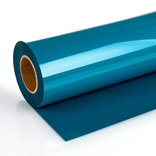 Environmental Friendly PVC Heat Transfer Vinyl (Royal Blue)