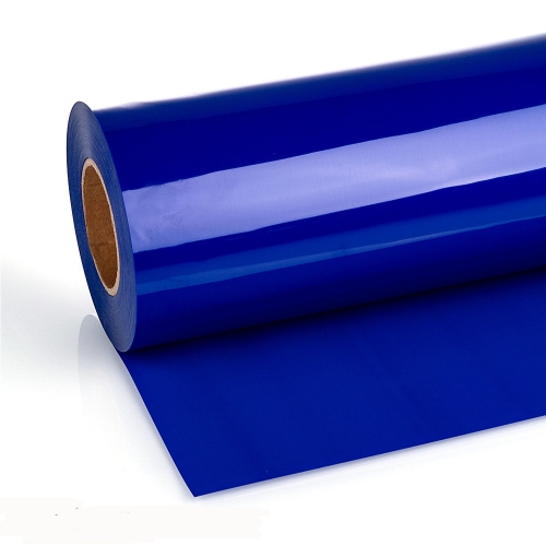 Environmental Friendly PVC Heat Transfer Vinyl (Blue)