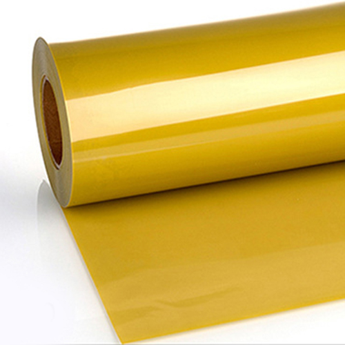 Environmental Friendly PVC Heat Transfer Vinyl (Medium Yellow)